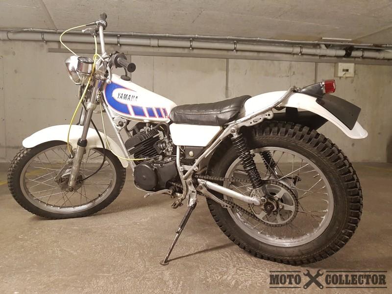 moto yamaha occasion suisse